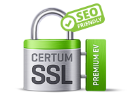 CERTUM Premium EV SSL