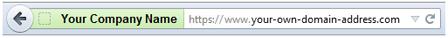 EV SSL Firefox