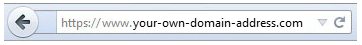 CERTUM Trusted SSL Firefox